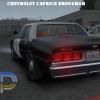 Chevrolet Caprice Brougham CHP 1