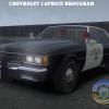 Chevrolet Caprice Brougham CHP
