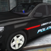 Front of the 2015 Tahoe Skin!