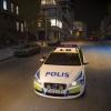 Swedish Volvo V70