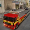 Swedish Iveco tow truck