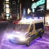 Swedish Mercedes Sprinter Police