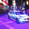 Swedish SAAB 9-5 Police