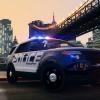 2015 Ford Police Interceptor Utility Skin