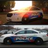Halton Regional Police Service - 2013 Ford Police Interceptor (Old Scheme)