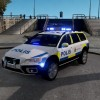 Volvo XC70 - Swedish Police Edition