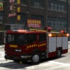 Hong Kong Fire Services Major Pump