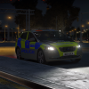 Volvo V40 Area Car British Patrol