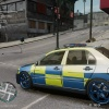 GTA IV   LCPDFR 1.0c using British mods...!!!!