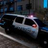 Liberty Police Suburban