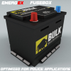 Emergex Exclusive Fusebox w/Fedsig Batteries