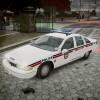 Toronto Metro Police '91 Caprice