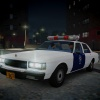 Portland Police Bureau Chevrolet Caprice