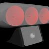 Soundoff Signal XP 63 Deck/Grille Light - [WIP]