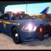 New York State Thruway Authority -- State Police 2012 Dodge Charger
