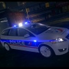 Ford Mondeo Wagon Police Nationale