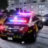LCPD Highway Patrol - Ford Police Interceptor Sedan [FINAL]