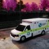 Rural/Metro Ambulance Texture WIP