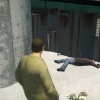 Detective on scene