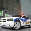 CHP Dodge Charger Show Skin