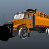Snow Plow W.I.P [Front]