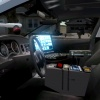 W.I.P 2013 Dodge Charger Police   Front Seat