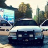 LCLE Police Crown Vic