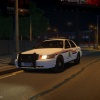 Royal Canadian Mounted Police Ford Crown Victoria Police Interceptor