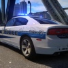 Libertyville PD Charger