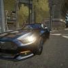 Ford Mustang by BlackJesus1