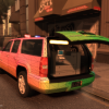 Fictional Chevy Suburban Fire Dept.