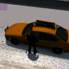 Taxi Traffic Stop