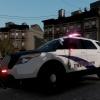 Alaska State Troopers 2014 Ford Utility Police Interceptor [Code 3 RX2700 Version]