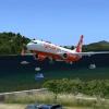 Air Berlin 737-800 - Landing LGSK Skiathos
