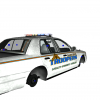 ALASKA STATE TROOPERS FORD CROWN VICTORIA