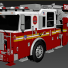 2013 FDNY Seagrave Aerialscope II (Tower Ladder)