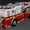 [WIP] 2013 FDNY Seagrave Aerialscope II (Tower Ladder)
