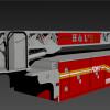 2014 FDNY Seagrave - Attacker HD TDA 100' (tiller ladder)