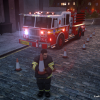 [TEASER - DAY #15] securing the scene (road cone) - Firefighter mod by gangrenn [WIP]