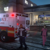 [TEASER - DAY #17] patient processing at the hospital - Firefighter mod by gangrenn [WIP]