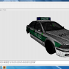 BMW 525d Polizei (Conversion)