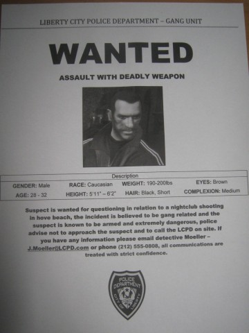 Wanted - LCPDFR.com