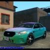 2014-15 Ford Police Interceptor Sedan