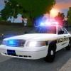 1998 Ford Crown Victoria P71 - Liberty City Police Department