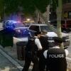 Arresting a car thief