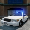 Ford Crown Victoria - LC Department of Corrections