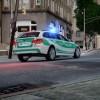 BMW 520d Polizei