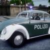 1962 VW Käfer (Beetle) - Polizei