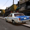 NY Transit Police Ford LTD