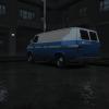 NYPD GMC Vandura
